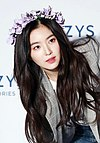 Irene Bae at Hazzys Accessories Fansign on March 16, 2018 (4).jpg