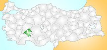 Isparta provints