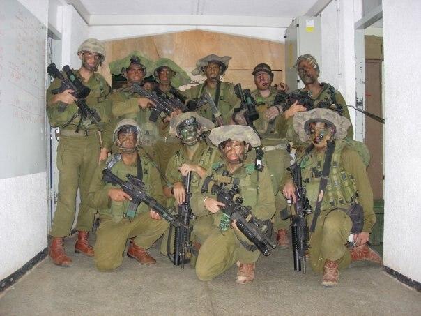 Israeli Urban combat