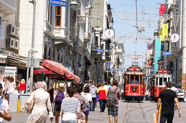 Avenida de İstiklal