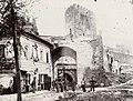 Italienischer Photograph um 1865 - Die Porta S. Lorenzo (Zeno Fotografie).jpg
