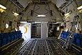 JASDF C-2(78-1205) cargo compartment at Komaki Air Base March 3, 2018 02.jpg