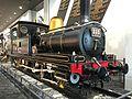 JNR 230 locomotive model 233 at Kyoto Railway Museum 2016-09-19.jpg
