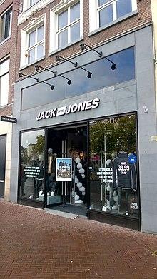offizieller Preis heiß-verkaufendes echtes exquisiter Stil Jack & Jones – Wikipedia