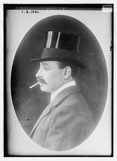 Jack Barnato Joel British businessman