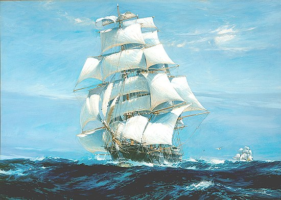 Jack Spurling - ARIEL & TAEPING, China Tea Clippers Race.jpg