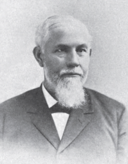 Jacob F. Burket Ohio Jurist