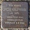 Stolperstein für Jacob Kaufmann