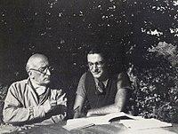 Jacques Copeau et André Barsacq.jpg
