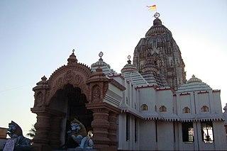 Angul City in Odisha, India