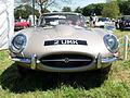 Jaguar E Type 4.2 Coupe c.1963 (14352913216).jpg