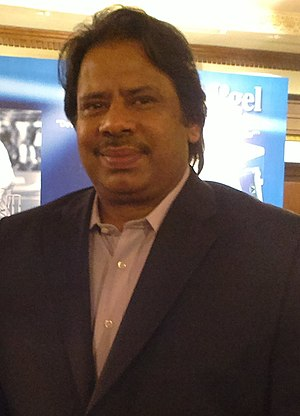 Jahangir Khan - Jahangir Khan while attending an event held in Pearl-Continental, Karachi in 2012.