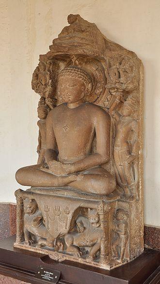 Naminatha - Naminatha statue at Mathura Museum
