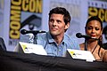James Marsden & Thandie Newton (36090190391).jpg