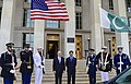 James Mattis with Ali Jehangir Siddiqui at the Pentagon - 2018 (43029420744).jpg