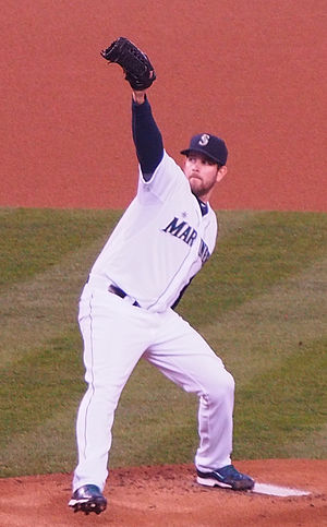 James Paxton (baseball) - Paxton with the Seattle Mariners