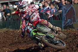 Motocross Stewart Yamaha