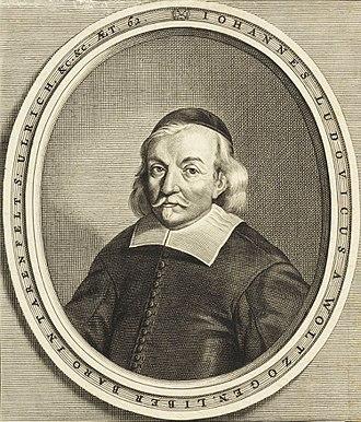 Johann Ludwig von Wolzogen - Johann Ludwig von Wolzogen