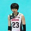 Japan Volley player Rika Nomoto (cropped).jpg
