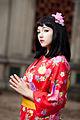 Japanese Girl in Kimono (5050767074).jpg