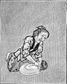 Japanese midwife and newborn child. Wellcome L0003123.jpg