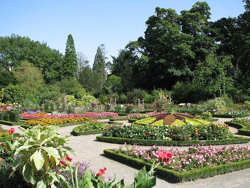 File jardin botanique lyon jpg wikimedia commons for Jardin zoologique de lyon