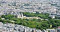 Jardin de Luxembourg from the Tour Montparnasse, Paris May 2014.jpg