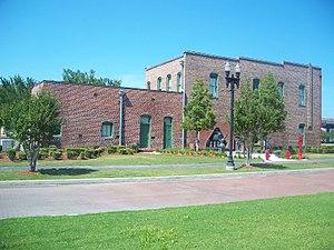 Jacksonville Fire Museum - Image: Jax FL Catherine Street Fire Station 04