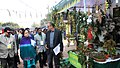 "Jayanthi Natarajan visiting the ""Green Haat"", organized by the Ministry of Environment & Forest to raise awareness on the rich forest and bio diverse heritage of the country among the growing urban population often living.jpg"