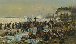Battle of Villiers