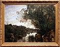 Jean-baptiste-camille corot, souvenir dei dintorni del lago di nemi, 1865.jpg
