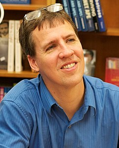Jeff Kinney Book Signing, November 2011 (2).jpg