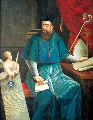 Jerzy Tyszkiewicz - Image: Jerzy Tyszkiewicz, bishop of Vilnius