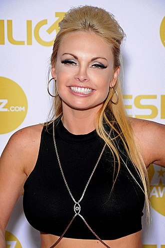 XBIZ Award - Jesse Jane at the 2014 XBIZ Award Show