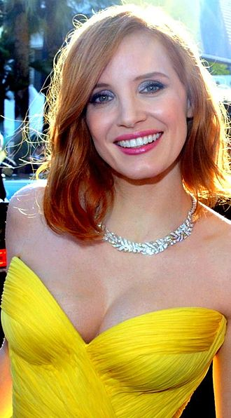 18th Critics' Choice Awards - Jessica Chastain, Best Actress winner