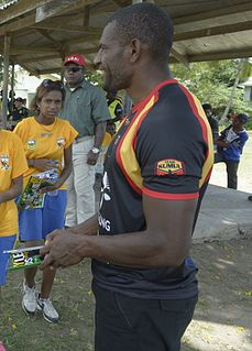 Jessie Joe Parker Papua New Guinean rugby league footballer