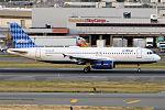 JetBlue Airways, N519JB, Airbus A320-232 (19993332440).jpg