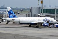 N658JB - A320 - JetBlue Airways