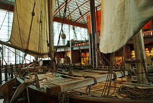 Jewel of Muscat, Maritime Experiential Museum & Aquarium, Singapore - 20120102-08.jpg