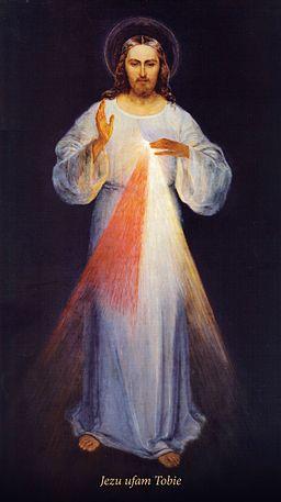 Jezusa Chrystusa Jezu Ufam Tobbie Eugeniusz Kazimirowski 1934