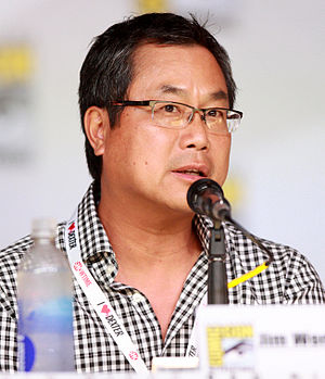 James Wong (filmmaker) - Wong at the 2013 San Diego Comic Con International