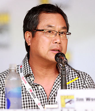 James Wong (filmmaker) - Wong at the 2013 San Diego Comic Con International