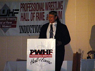 Jimmy Snuka - Snuka is an inductee into the Professional Wrestling Hall of Fame and Museum