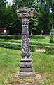 Jirkov, Červený Hrádek, memorial column.jpg