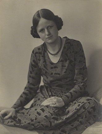 Joan Robinson - Joan Robinson in the 1920's