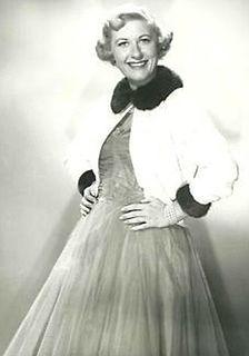 Joan Davis Actress, vaudevillian