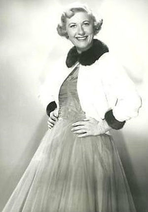 Joan Davis - Davis as she appeared in I Married Joan.