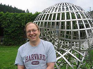 Joe Harris (mathematician) - Image: Joe Harris 2008