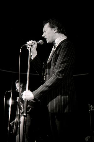 Joe Jackson (musician) - Jackson at El Mocambo, Toronto, 21 May 1979