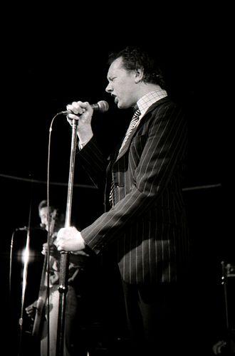 Joe Jackson (musician) - Jackson at El Mocambo, Toronto, 21 May 1979